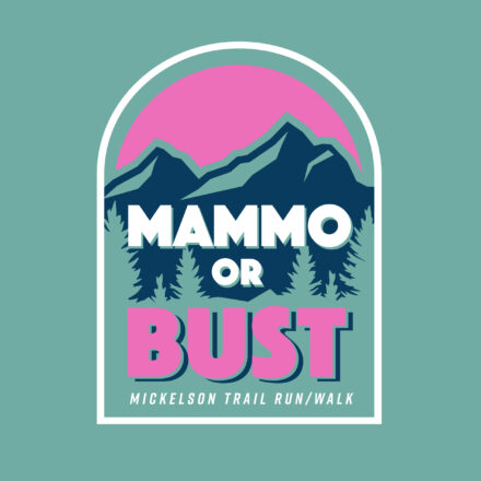 Mammo or Bust Logo