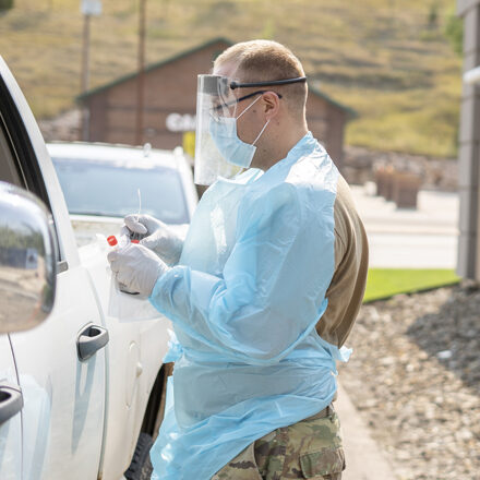 National Guard to help Monument Health with COVID-19 testing