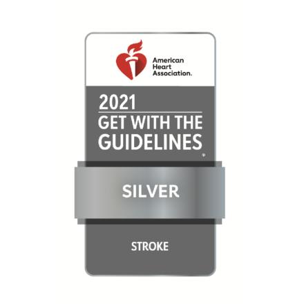 Rapid City Hospital receives Silver Stroke Quality Achievement Award